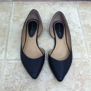 2d27f9b22547 Madden Girl Black Flats